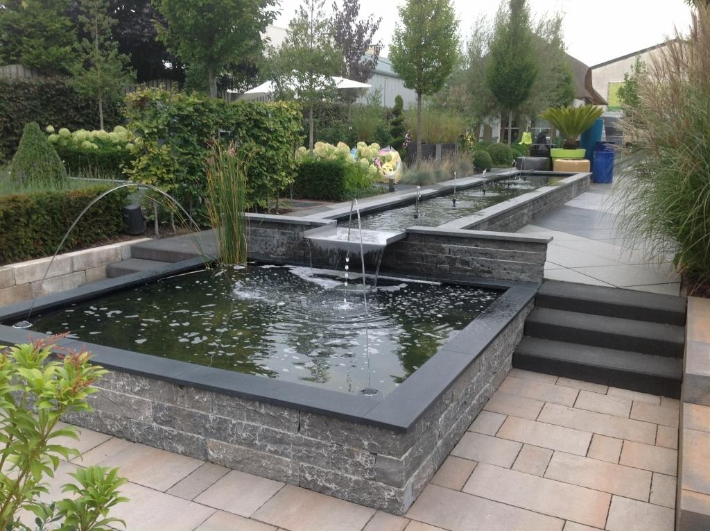 Vijvers en waterornamenten producten showtuin for Tuin en vijver